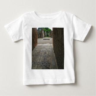 Pompeii Mosaic Floor Baby T-Shirt