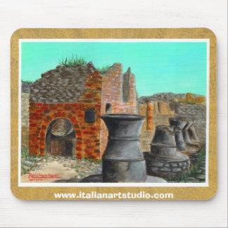 Pompeii Mouse Pad