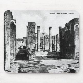 Pompeii, Patrician villa Mouse Pad