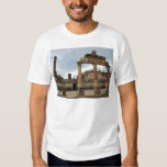 Pompeii - Remaining columns of the Arcade T Shirt