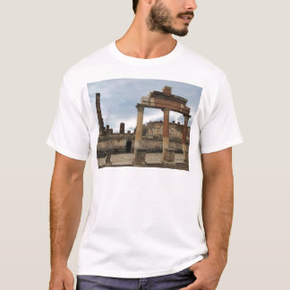 Pompeii - Remaining columns of the Arcade T-Shirt