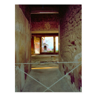 Pompeii, Restoring a Roman house Postcard
