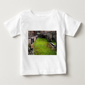 Pompeii - Ruins of a House Baby T-Shirt