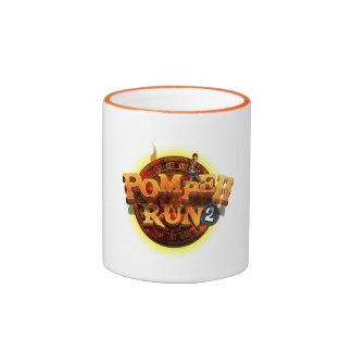 Pompeii Run Mug