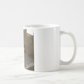 Pompeii - Wall lararium - Painting in  Niche Coffee Mugs
