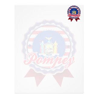 Pompey, NY Membretes Personalizados