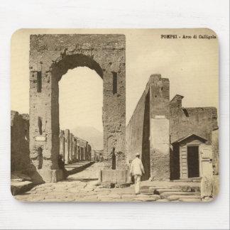 Pompeya, arco de Caligula Tapete De Ratones