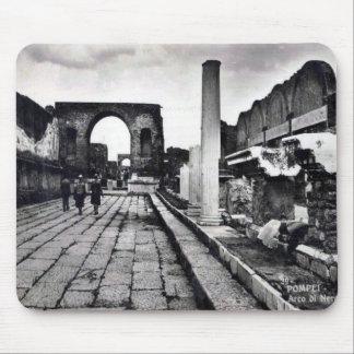 Pompeya, CArch de Caligula Alfombrilla De Raton
