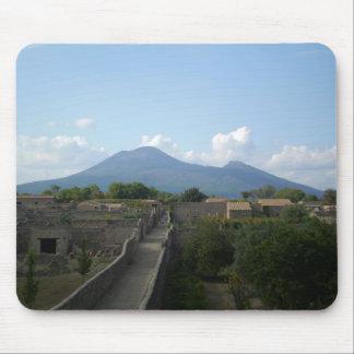 Pompeya después del volcán alfombrilla de ratón