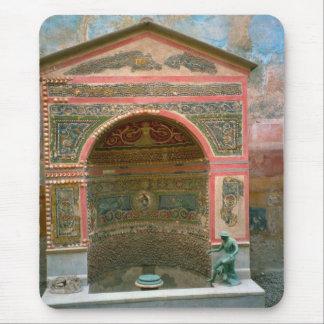 Pompeya, dioses romanos del hogar alfombrilla de ratón