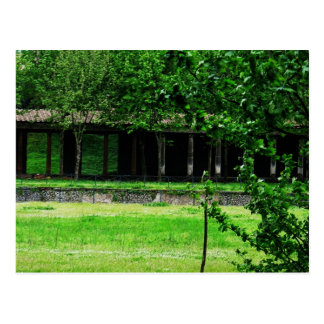 Pompeya - Greenspace con ruinas Postales