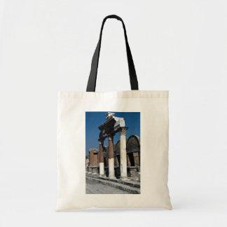 Pompeya, Italia Bolsa Lienzo