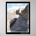 Pompeya, Italia Impresiones