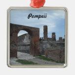 Pompeya, Italia Ornaments Para Arbol De Navidad