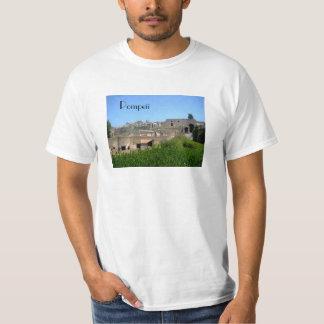 Pompeya Italia Remera