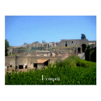 Pompeya Italia Tarjetas Postales