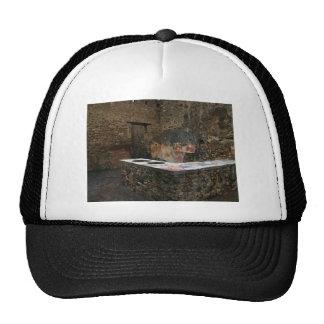 Pompeya - lugar de consumición gorra