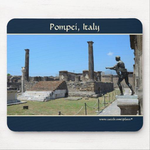 Pompeya Mousepad Tapetes De Ratón