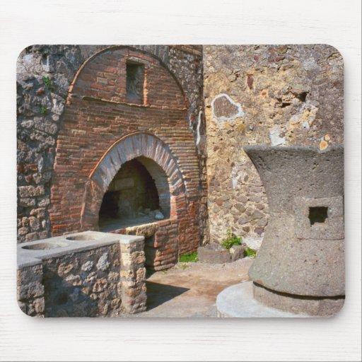 Pompeya, panadería alfombrilla de ratón