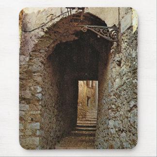 Pompeya, pasos a la ciudad superior alfombrilla de ratón