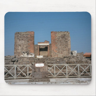 Pompeya, Plastercast del residente romano Alfombrillas De Ratones