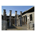 Pompeya preservó posters