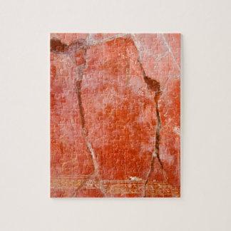 Pompeya rojo rompecabeza