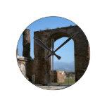 Pompeya, sitio arqueológico relojes