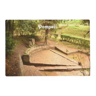 Pompeya Tapete Individual