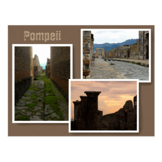 Pompeya Tarjeta Postal