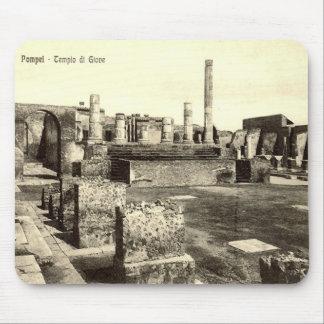 Pompeya, templo de Júpiter Alfombrillas De Ratones
