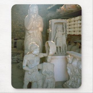 Pompeya, variedad de artefactos alfombrilla de ratón