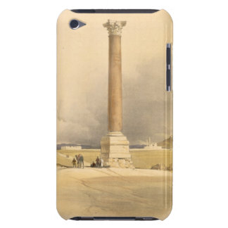 "Pompey's Pillar, Alexandria, from ""Egypt and Nubia iPod Touch Case-Mate Case"
