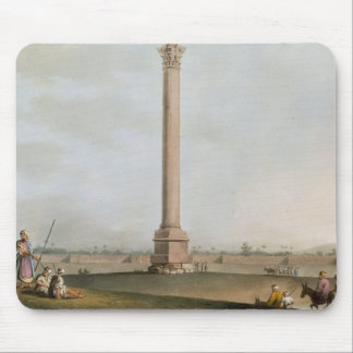 Pompey's Pillar, plate 14 from 'Views in Egypt', e Mouse Pad
