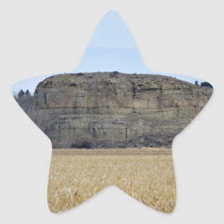 Pompeys Pillar Rock Star Sticker