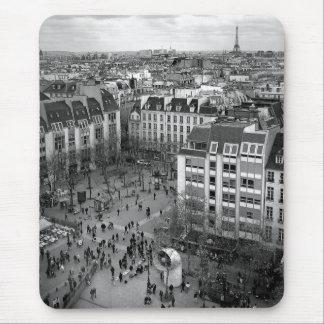 Pompidou Square Mousepad