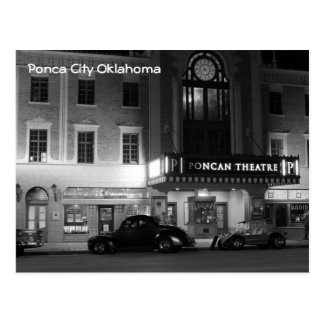 Ponca City 2 Postcard