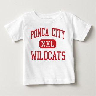 Ponca City - Wildcats - High - Ponca City Oklahoma T Shirt