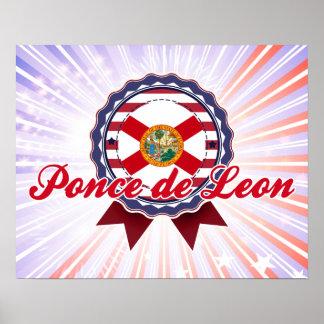 Ponce de León FL Posters