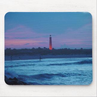 Ponce de Leon Inlet Lighthouse Dusk Mousepad