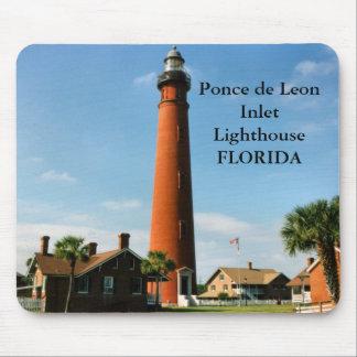 Ponce de Leon Inlet Lighthouse, Florida Mousepad