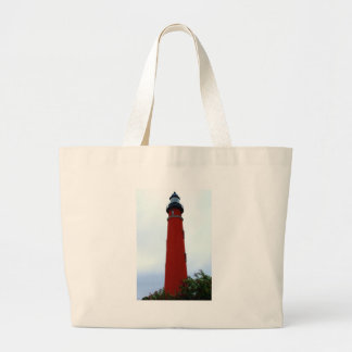 Ponce de Leon Inlet Lighthouse Large Tote Bag