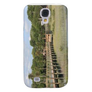Ponce de Leon park in Florida dock Galaxy S4 Case