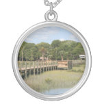 Ponce de Leon park in Florida dock Jewelry