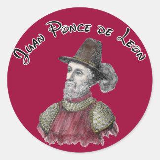 Ponce de Leon sticker