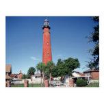 Ponce de Loen Lighthouse Post Card