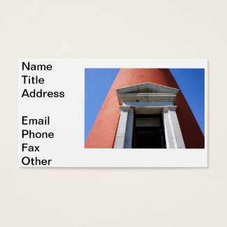 Ponce Entrance Business Card
