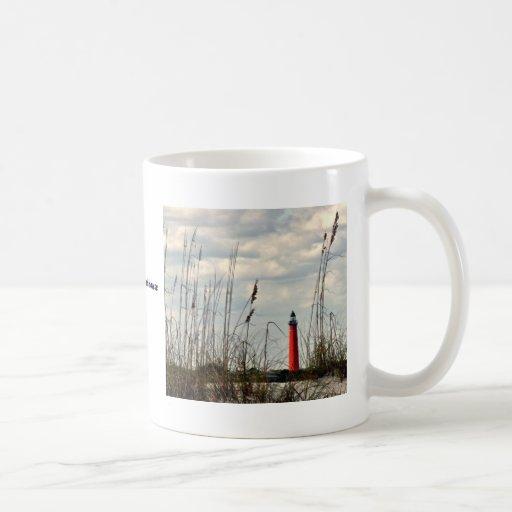 Ponce Inlet, Fl - Lighthouse Mugs