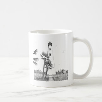 Ponce Inlet Lighthouse Classic White Coffee Mug