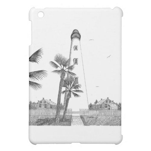 Ponce Inlet Lighthouse iPad Mini Cover